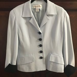 Authentic Christian Dior Blazer.